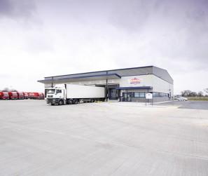 Warburtons Lorries